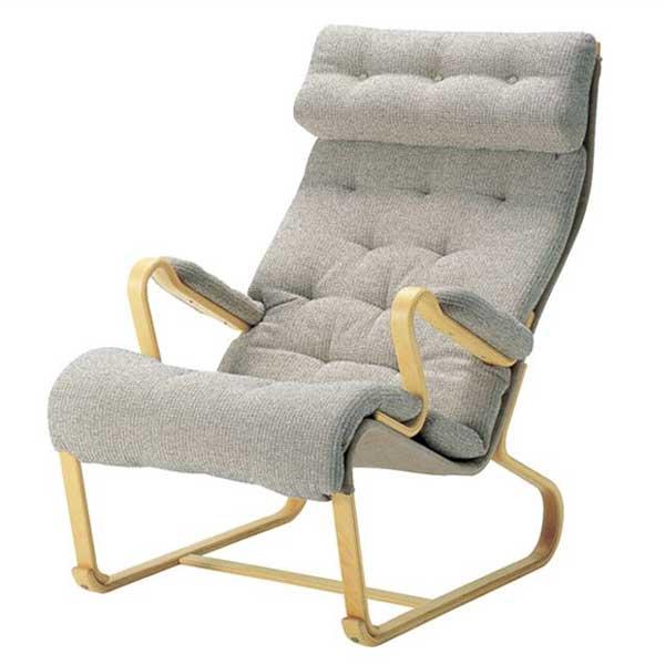 ハイバック安楽椅子 ブルーノ マットソン 天童木工 年末年始のご挨拶 年末 ノベルティ キャッシュレス5%還元対象 謝礼 開業祝