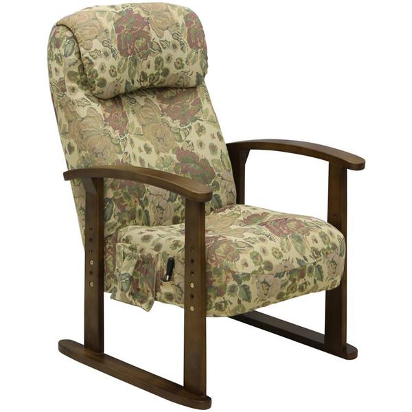 ボリューム高座椅子 VT-200 BE ベージュ色