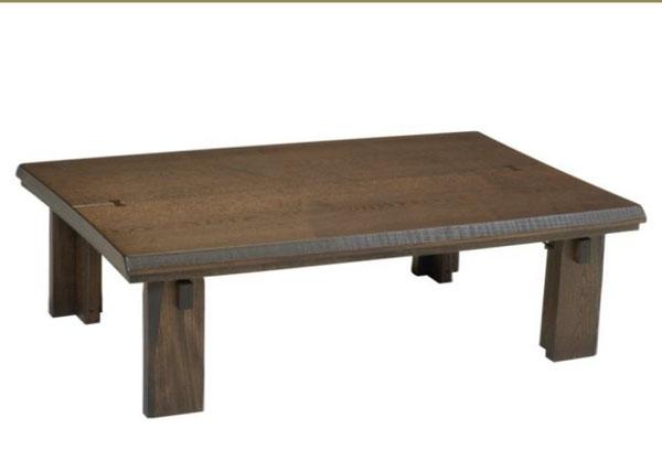 こたつ コタツテーブル 135センチ巾長方形こたつテーブル 天然杢 NAGOMI-135BR 安心、信頼の国産品(日本製)です。