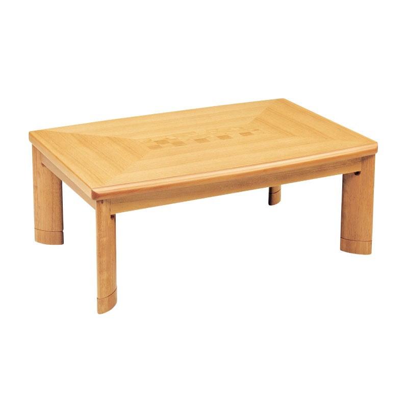 こたつ コタツテーブル 長方形105巾 家具調コタツ サクセス105