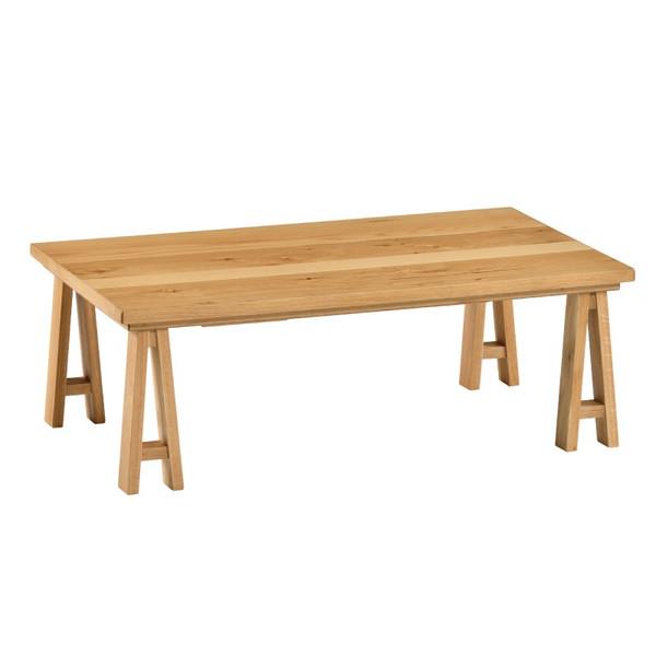 テーブル こたつ 長方形120幅 モダンタイプ ワーカー120NA 国産品