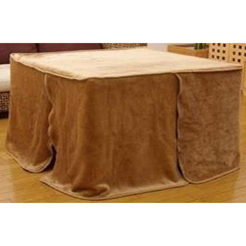 中掛け毛布 長方形150×90巾コタツ用 ハイタイプ(高脚) ダイニングこたつ用ふとん
