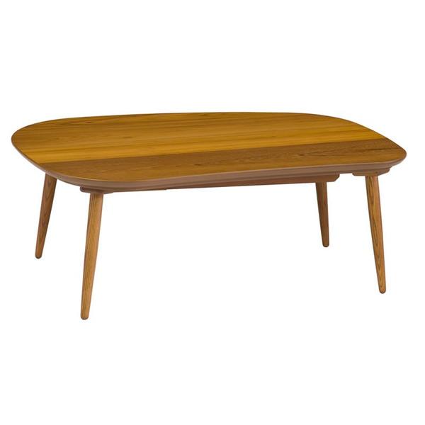 コタツテーブル こたつ 変形105幅 モダンタイプ ラスモチーク105 国産品