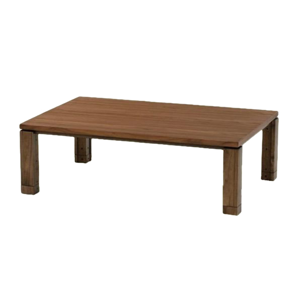 こたつ コタツテーブル モダンコタツ 135巾長方形 サウス135