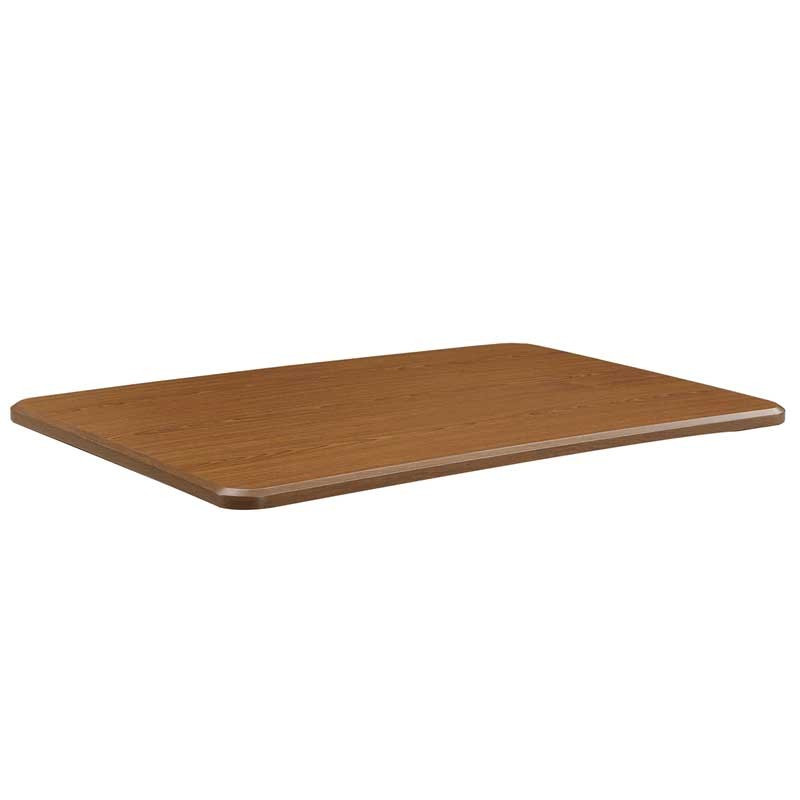 和風こたつ板/コタツ天板 105×75センチ長方形 片面仕様 メラミン化粧繊維板