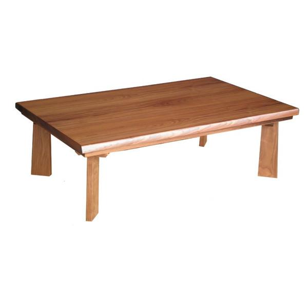 ローテーブル/こたつ 国産コタツ105 ウォールナット材