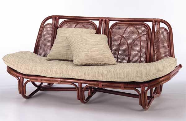 籐椅子 ラタンソファー&カウチ A102D アジアンテイスト