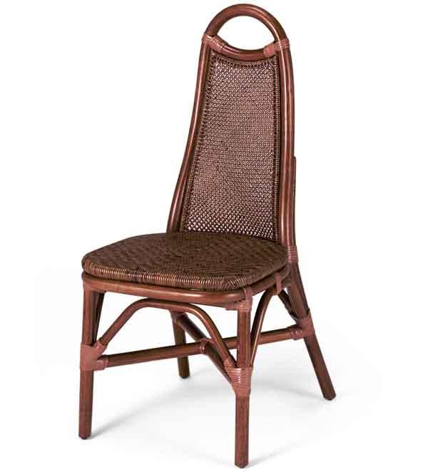 2019公式店舗 籐椅子 籐椅子 ラタンダイニングチェアー 業務用タイプ ダークブラウン色 業務用タイプ b125d, SELECTSHOP ARCHISS:f4775bac --- canoncity.azurewebsites.net