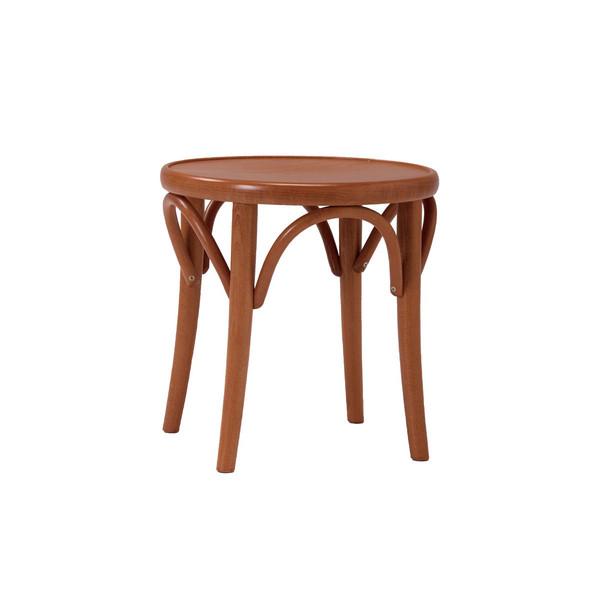 スツール 曲げ木椅子 伝統的な「曲げ木」技法で有名なTON社 チェコ製 BCZ-8054-N ナチュラル色 完成品