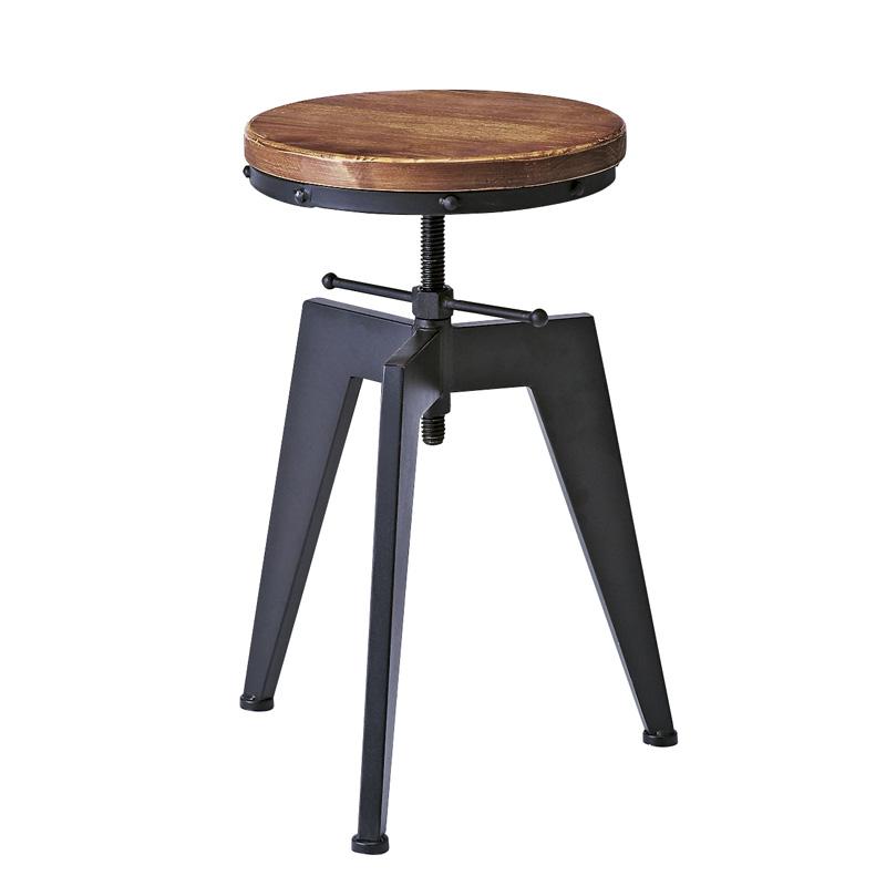 椅子/スツール バーチェア カウンターチェア ハイチェアINDUSTRIAL インダストリアルシリーズ KNC-A300