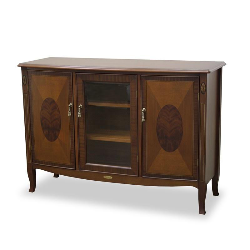 サイドボード110 ベネチア 伝統的ヨーロピアンエレガントデザイン アンティーク風
