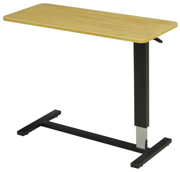 昇降テーブル(ワイドタイプ) テーブル巾98センチ LW-98 LB ライトブラウン