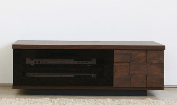 木製テレビ台90センチ幅 モダン北欧デザイン 完成品 コルクローボード