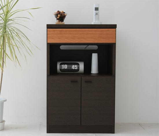 ハイタイプ木製テレビ台50センチ幅 モダン北欧デザイン 完成品 FEファックスボード