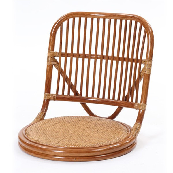 和風座いす 籐椅子 ラタン座椅子 C09HR
