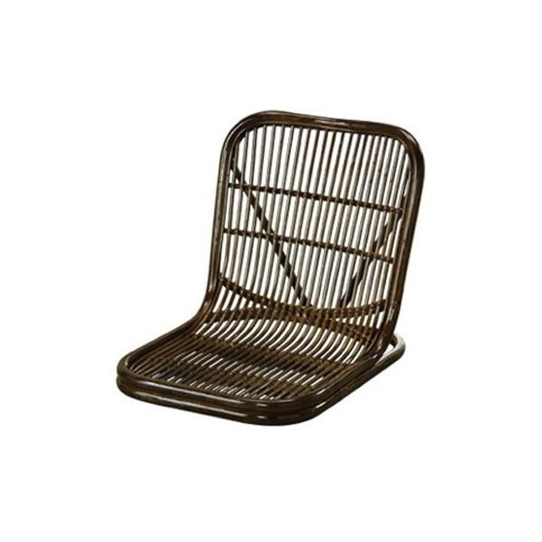 和風座いす 籐椅子 ラタン座椅子 S-14B ザイス 座いす