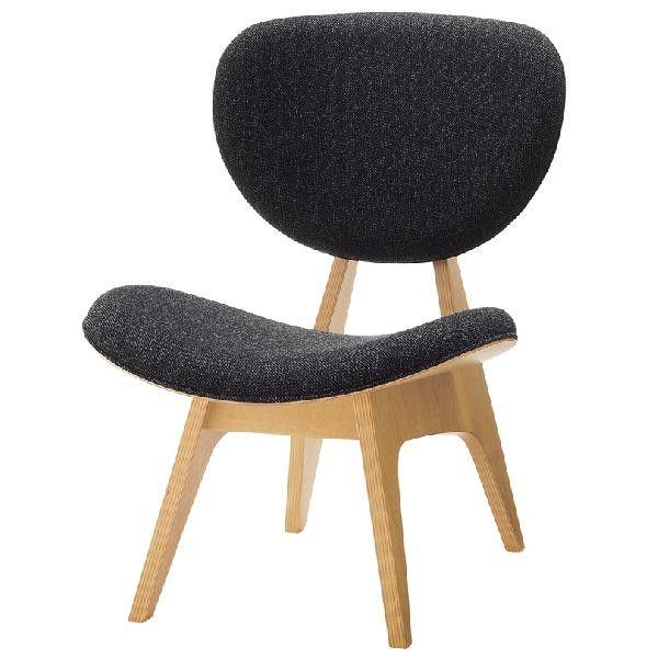 布張り座椅子 中座イス 天童木工 完成品 国産品(日本製) TENDO ザイス 座いす