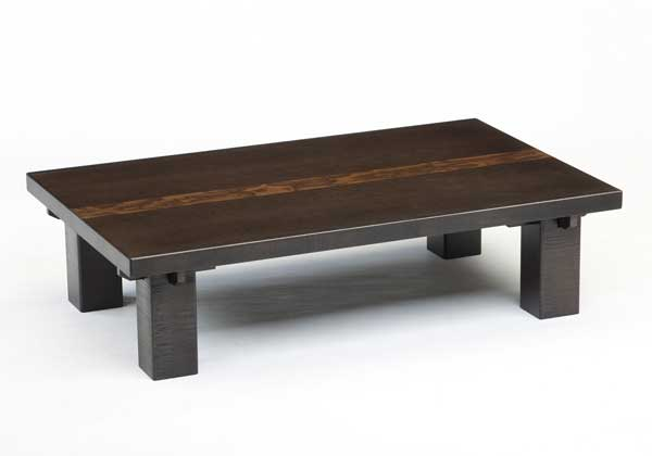Lightweight low tables table natural size: tamo 150 width Kyoto