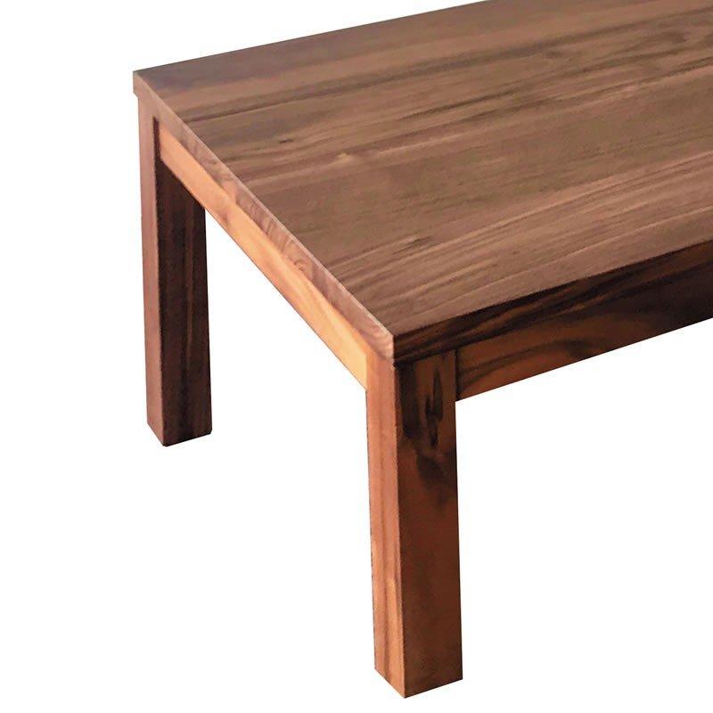 座卓テーブル 正方形幅70×70センチ ムーク ローテ-ブル ちゃぶ台 日本製