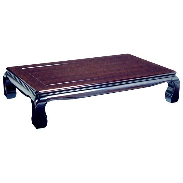 ローテーブル 座卓 座敷机テーブル 座敷机 純和風座卓 天空(てんくう) 120巾座卓 ネジ止め脚 日本製