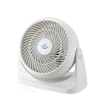 正規認証品!新規格 店舗 お部屋の空気を循環 冷暖房の効率UP サーキュレーター ツインバード KJ-4781W