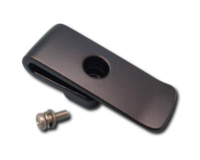 純正品 トランシーバーをベルトにつける 初期装備品 対応機種:FTH-307 FTH-307L FTH-308 FTH-308L ネコポス メール便 用 対応可能 スタンダード FTH-307 取付けネジ付き 爆売りセール開催中 無線機用ベルトクリップ 大人気 《FTH-307ベルトクリップ》 特定小電力無線機