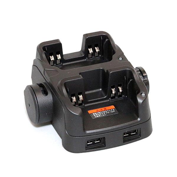 最大3個まで連結可能 対応機種:SRFD1 《SBH-38》 2020A/W新作送料無料 スタンダードホライゾン 特定小電力無線機 人気の製品 連結型充電器 ACアダプタ別売 用
