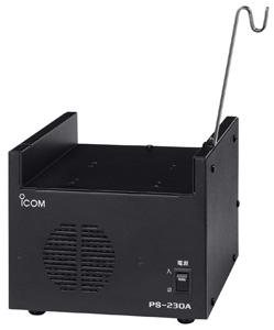 【送料無料】《PS-230A》(アイコム/卓上電源)車載型業務用簡易無線機 IC-DU5505C/IC-DV5505C/IC-D6005/IC-D5005/IC-DPR100/IC-DPR1 用