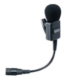 【送料無料】《HM-104》(アイコム/単一指向性タイピン型マイクロホン)接続型タイピンマイク 業務用簡易無線機・特定小電力無線機・トランシーバー 用