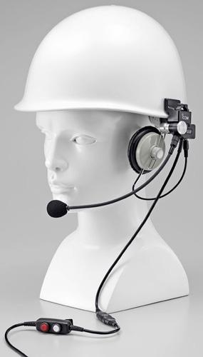 【送料無料】《EH-11,HS-92,OPC-661》(アイコム/ヘッドセットDセット)特定小電力無線機IC-4855/IC-4880/IC-5010 用