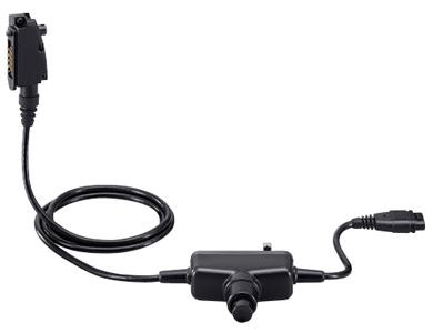 押しやすい大型ノンロック式PTTボタン装備 対応機種:IC-4500 IC-4810 IC-DPR6 IC-DPR7 他 《OPC-637》 お見舞い 用 業務用簡易無線機 特定小電力無線機 ノンロック式通話スイッチ内蔵型接続ケーブル アイコム 爆売りセール開催中 マイクロホン接続ケーブル トランシーバー