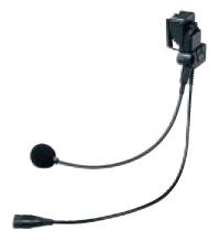 【送料無料】《HS-86》(アイコム/ヘルメット取付け型マイクロホン)接続型マイクロホン 業務用簡易無線機・特定小電力無線機・トランシーバー 用
