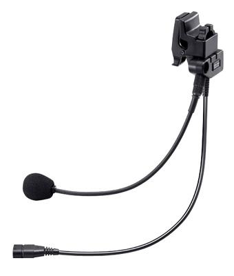 【送料無料】《HS-92》(アイコム/ヘルメット取付け型マイクロホン)接続型マイクロホン 業務用簡易無線機・特定小電力無線機・トランシーバー 用