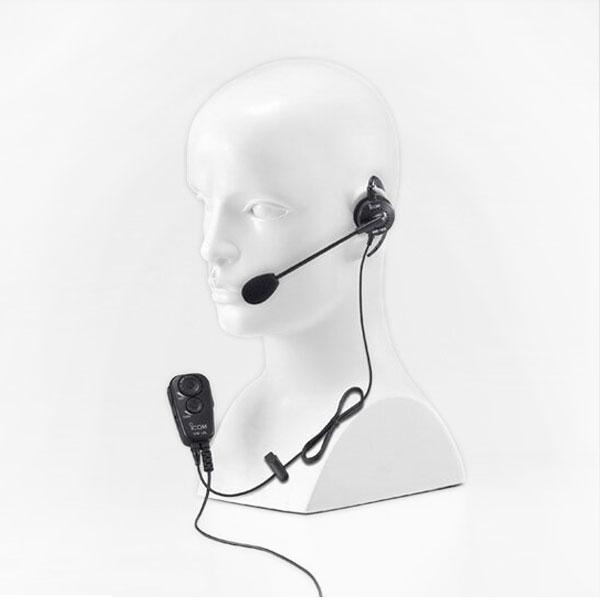 作業しながらラクラク通話 コンパクトでスタイリッシュな耳掛けタイプ 対応機種:IC-DPR6 IC-4500 IC-5010他 爆安 《HS-99+VS-2SJ》 アイコム 業務用簡易無線機IC-DPR6用 付き VS-2SJ 特定小電力無線機IC-4500 IC-5010 耳掛けイヤホンマイク 手を使わずに通話できるVOX対応スイッチユニット 国内即発送