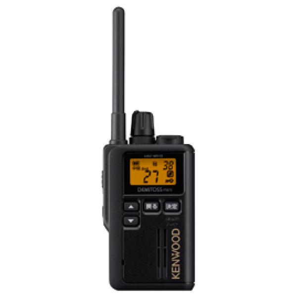 【送料無料】《UBZ-M51S》(ケンウッド/特定小電力トランシーバー)KENWOOD免許不要の小型インカム・特定小電力無線機!