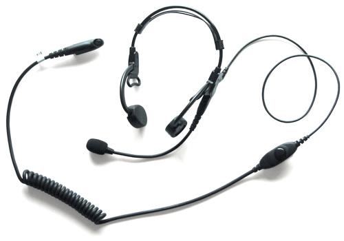 【送料無料】《RMN4048》(モトローラ/骨伝導ヘッドセット・PTT付) 業務用簡易無線機用