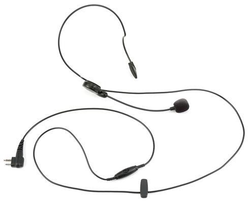 【送料無料】《RLN5411》(モトローラ/超軽量ヘッドセット) 業務用簡易無線機用