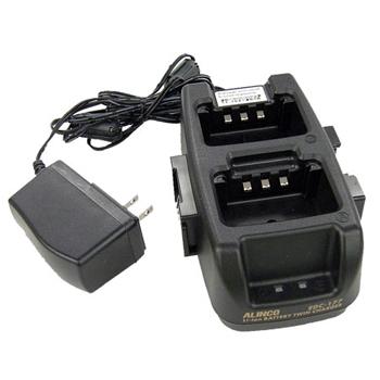 EBP-77 EBP-78用 リチウムイオンバッテリー専用 再販ご予約限定送料無料 対応機種:DJ-P45 《EDC-177A》 ツイン急速充電器セット アルインコ ACアダプター付き 特定小電力無線機 再入荷/予約販売! DJ-P45用