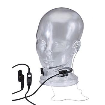 作業しながら通話 喉の振動を声にする騒音環境に テレビで話題 2020秋冬新作 対応機種: DJ-P45 DJ-DP50シリーズ 咽喉イヤホンマイク DJ-DPS50シリーズ アルインコ 《EME-43A》