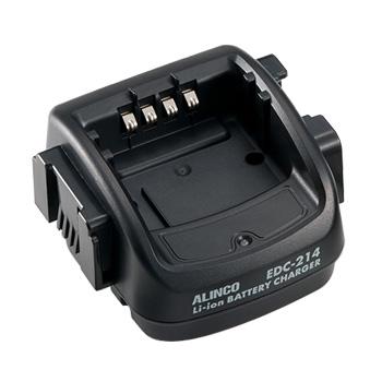 アルインコ業務用簡易無線機用の充電器 別売のACアダプタ EDC-215またはEDC-188 新品 と一緒にご使用ください 対応機種:DJ-DPX1 DJ-DPS70 《EDC-214R》 業務用簡易無線機 ACアダプター別売 最大6個まで連結可能 DJ-DPX1 ブランド品 アルインコ DJ-DPS70用 充電スタンド