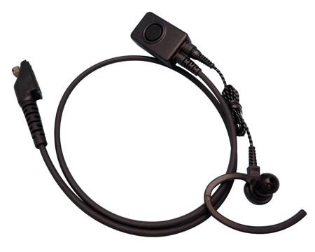 作業しながらラクラク通話 周囲に雑音があっても聞き取りやすい耳栓タイプイヤホン 対応機種:IC-DPR6他 アイコム専用 《EK-505W+ME-101》 爆買いセール タイピン付きイヤホンマイク エコ アイコム業務用簡易無線機用 気質アップ テクノ
