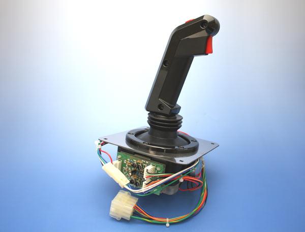 模拟游戏杆拉杆