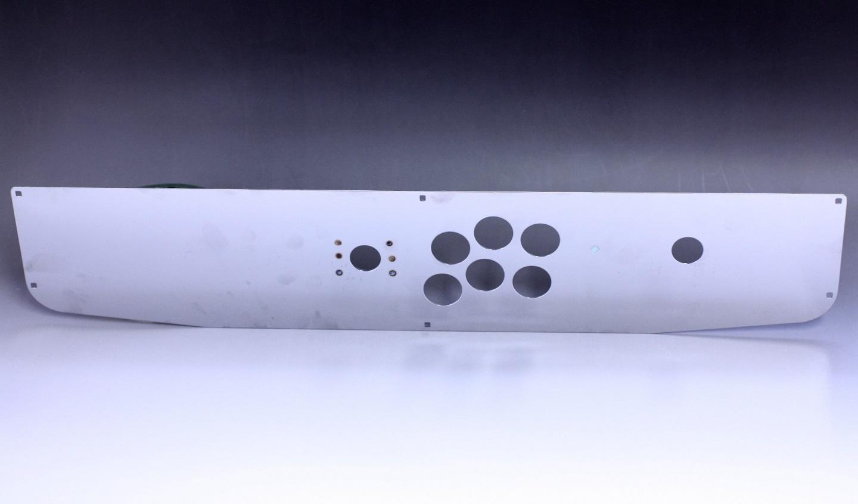 Blast City control panel
