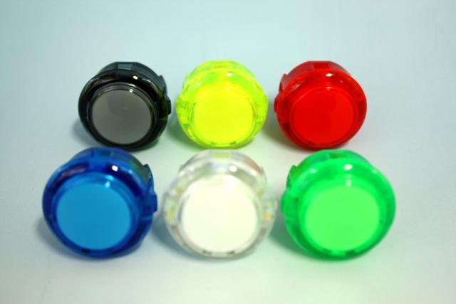 ハメ包含式清除按钮30φ(视频游戏按钮大小)