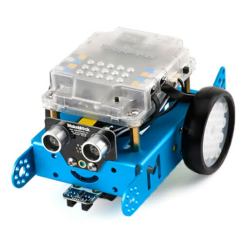 【送料無料】 99095 〔ロボットキット:iOS/Android対応〕 mBot V1.1-Blue MAKEBLOCKJAPAN (Bluetooth Version)