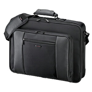 ビジネスバッグ 18.4インチワイド 大型 A4書類収納可 モバイルプリンタ収納可 メンズ パソコンバッグ ビジネスバック