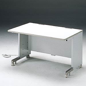 オフィスデスク CAIデスク 幅120cm×奥行80cm [CAI-128HN]【サンワサプライ】【大物商品】