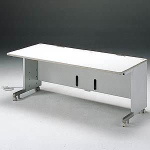 オフィスデスク CAIデスク 幅180cm×奥行80cm [CAI-188HN]【サンワサプライ】【大物商品】