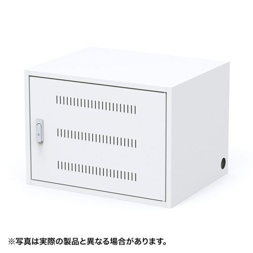 タブレット収納保管庫 21台収納 鍵付 [CAI-CAB101W]【サンワサプライ】【大物商品】