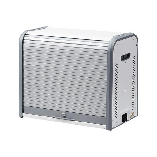 iPad mini・8インチタブレット収納キャビネット 20台収納 ホワイト [CAI-CAB17W]【サンワサプライ】【送料無料】